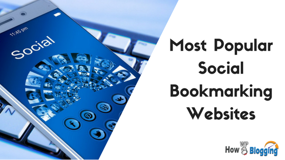 Most Popular Social Bookmarking Websites