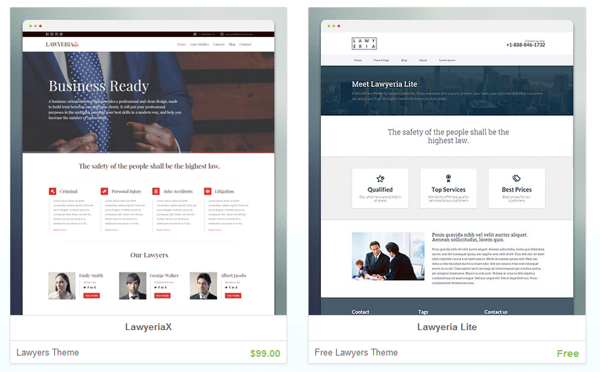 Lawyeria Lite LawyeriaX ThemeIsle Review: Choose the Absolute Themes for Your Blog