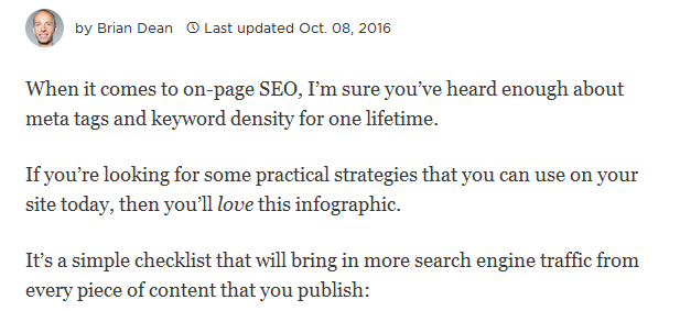 On-Page SEO: Anatomy of a Perfectly Optimized Page Top 10 Most Important Things To Do After Installing WordPress