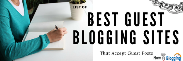 List of Best Guest Blogging Sites (1)