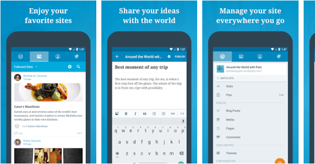 Best Blogging App for Android 2019: Essential Android Apps