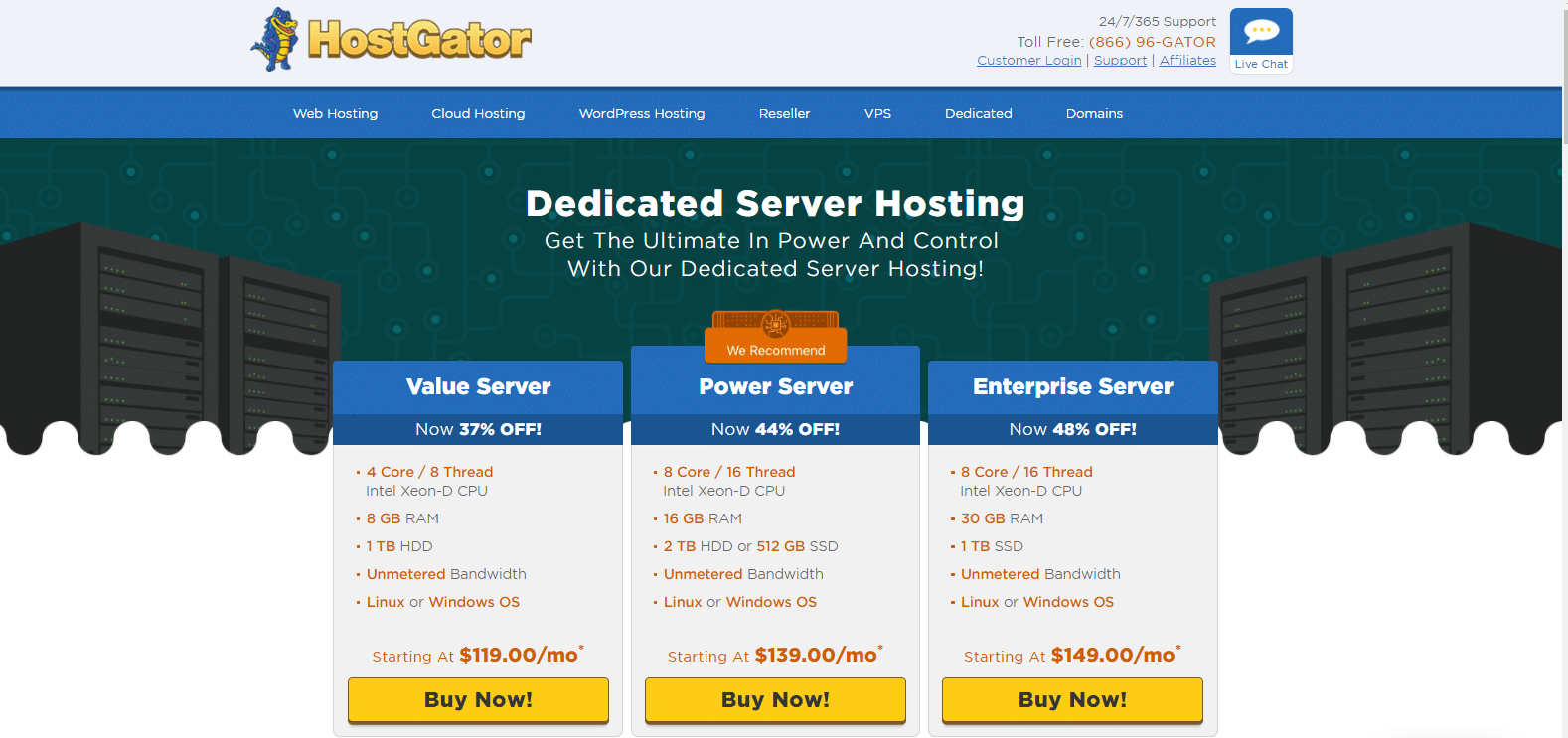 HostGator Coupons & Promo Codes