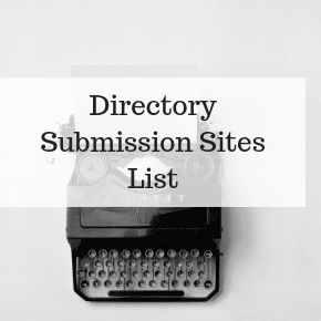 500+ Free Directory Submission Sites List 2019 to Drive